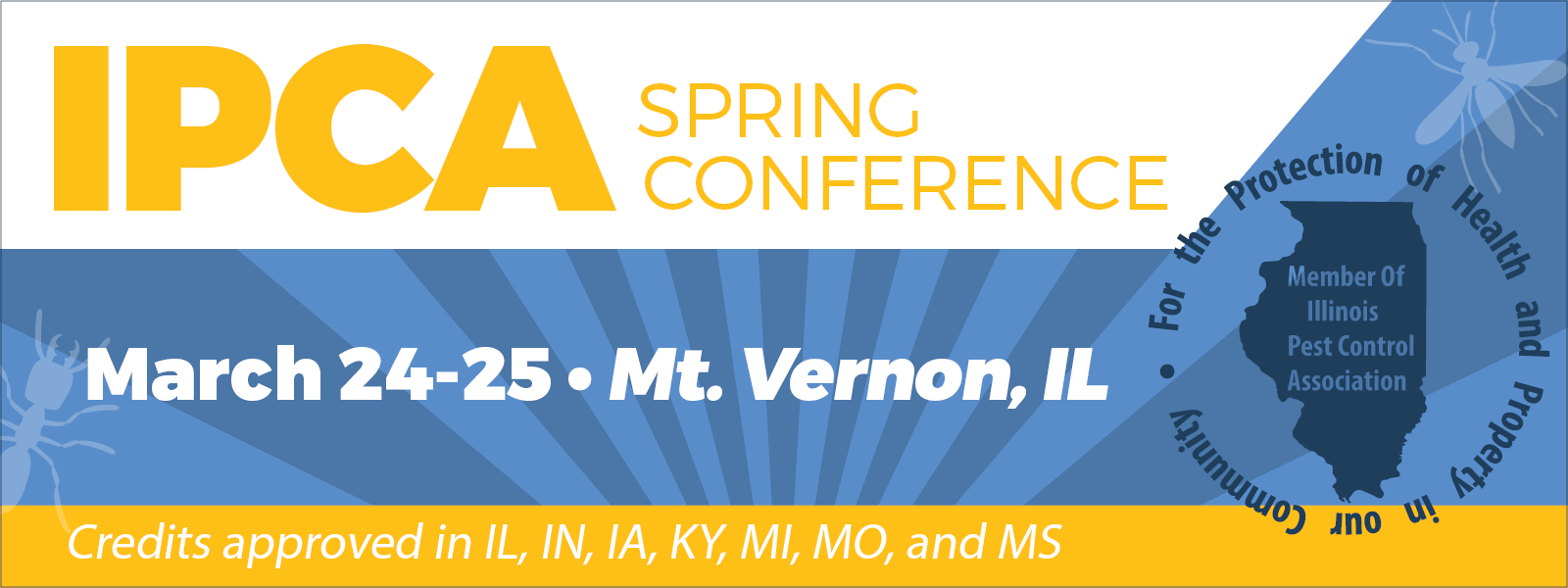 IPCA 2020 Spring Conference