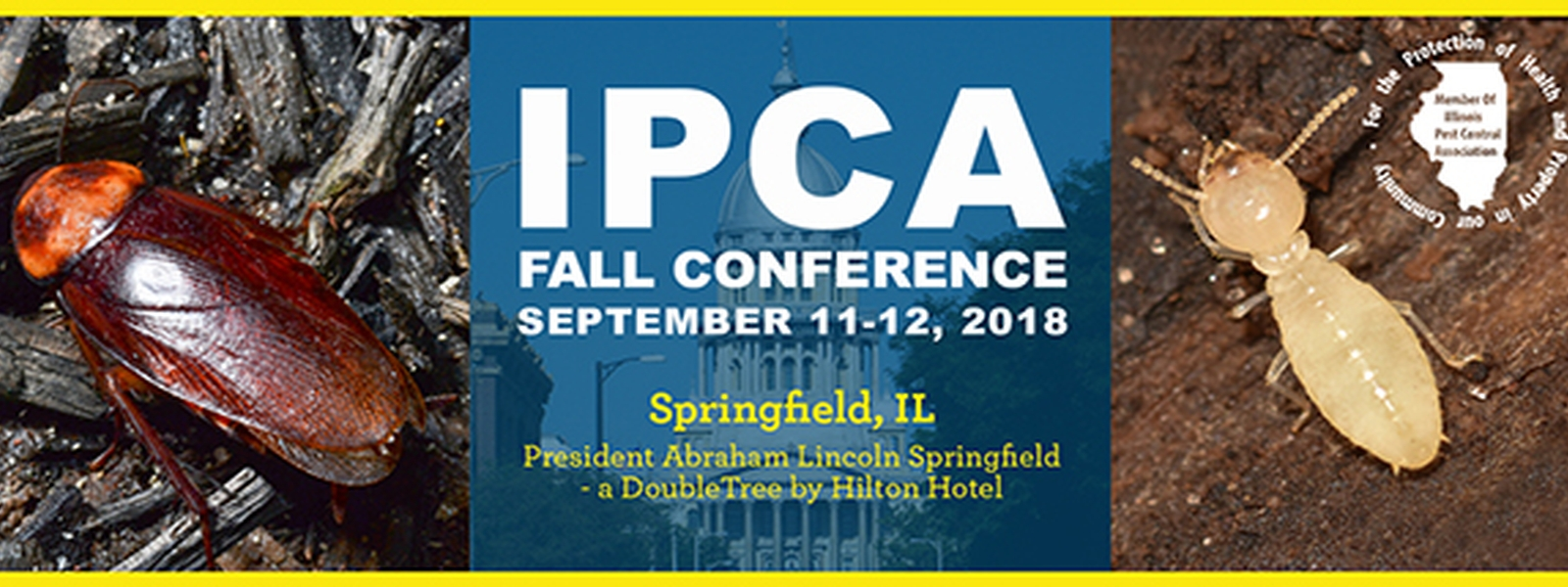 IPCA Fall 2018 Conference Banner